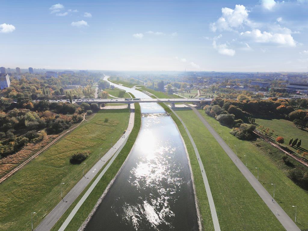 brzegi warty warta rzeka  - Materiały prasowe