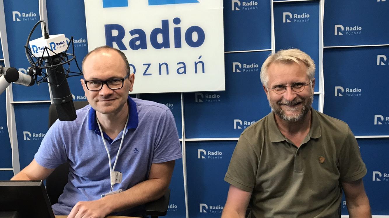 profesor Piotr Tryjanowski - Radio Poznań