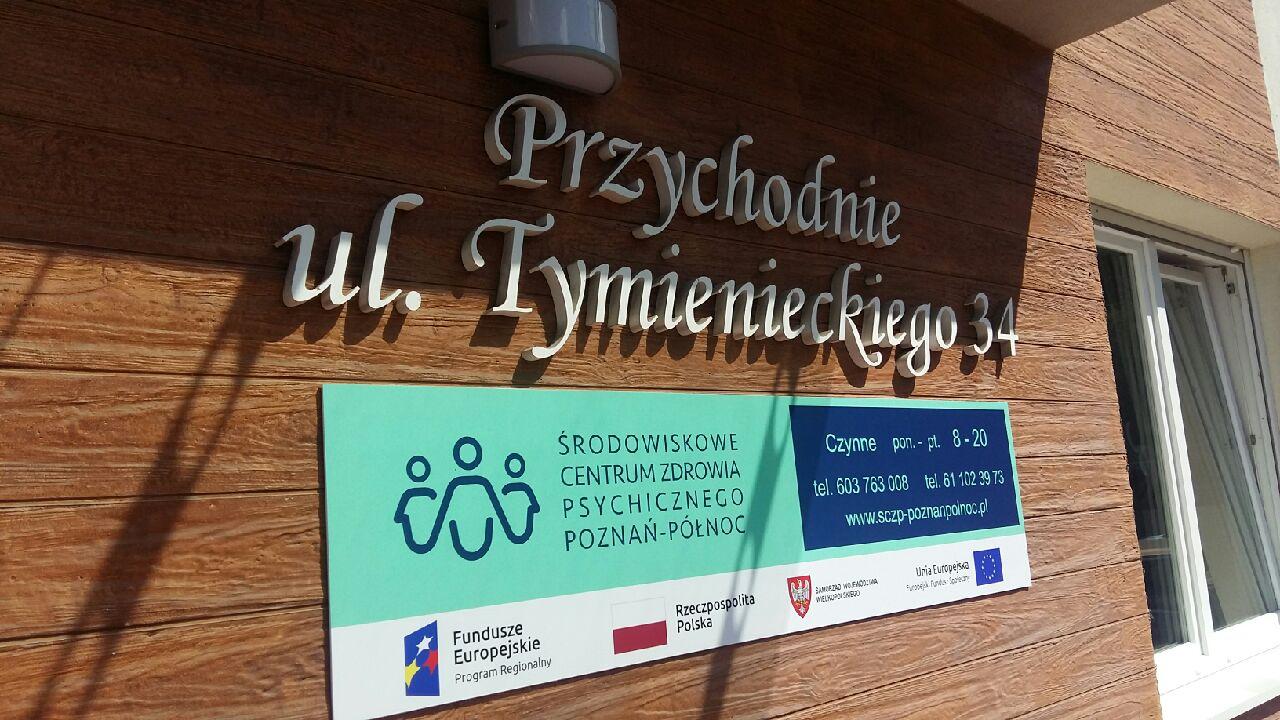 Środowiskowe Centrum Zdrowia Psychicznego - Magdalena Konieczna