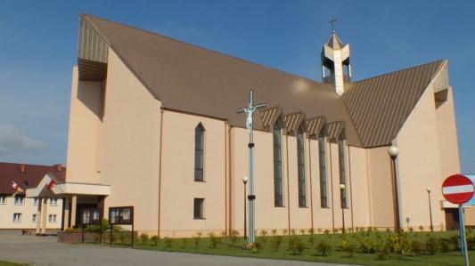 parafia pw. św. Faustyny w Koninie - www.konin.salezjanie.pl