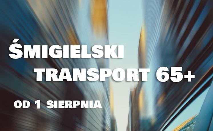 śmigiel taxi senior - UM Śmigiel