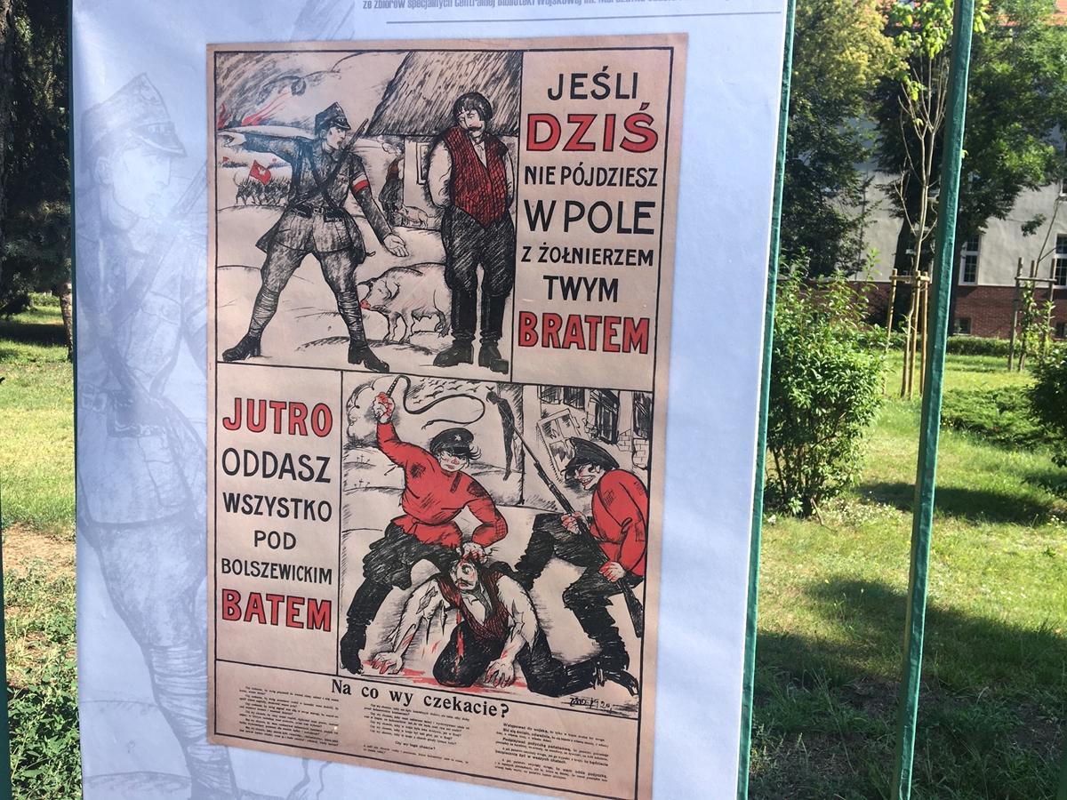wystawa bolszewizm - Jacek Butlewski - Radio Poznań