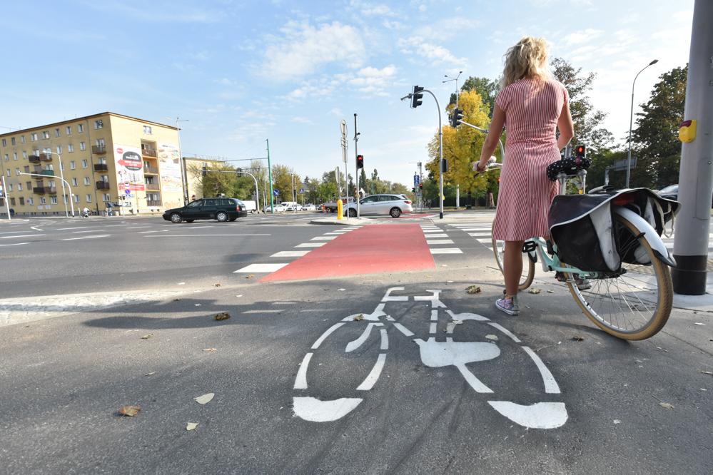 ścieżka rowerowa poznań - Wojtek Wardejn - Radio Poznań