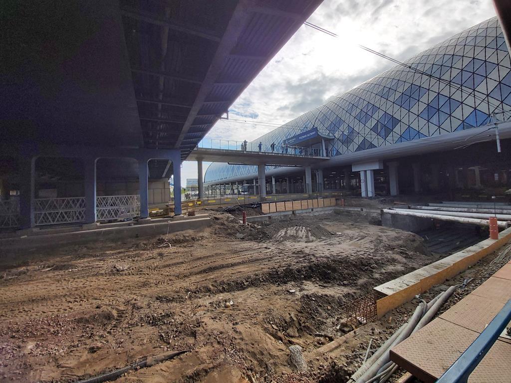 budowa dunelu dworzec pkp poznań - Krzysztof Polasik