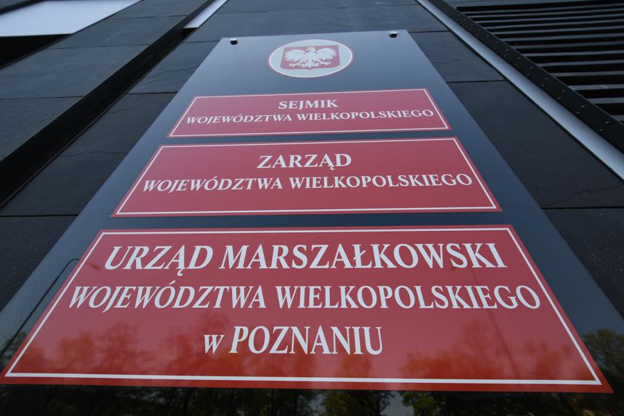 sejmik województwa wielkopolskiego - Wojtek Wardejn