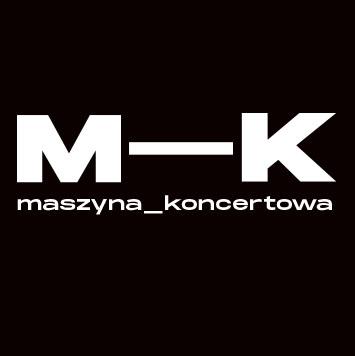 Maszyna Koncertowa logo - Zofia Stybor