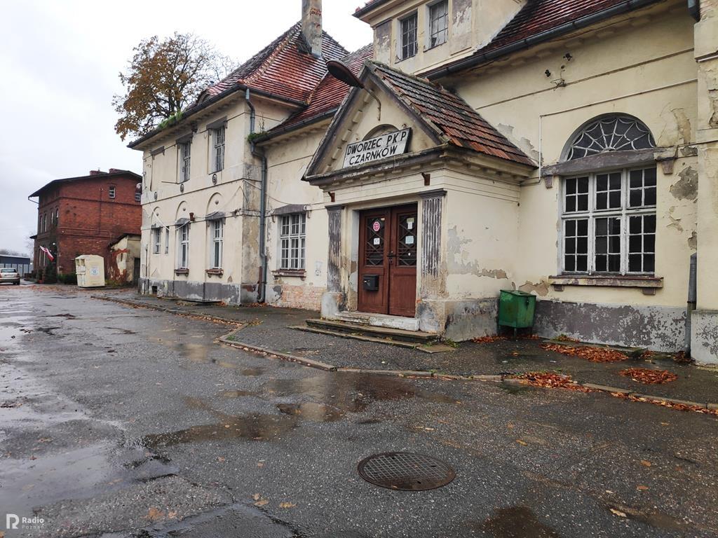 dworzec pkp czarnków - Przemysław Stochaj
