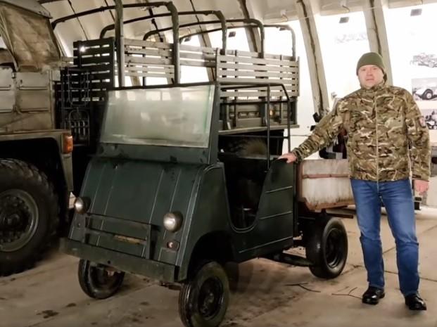 trenażer samochodowy piła - Pilskie Muzeum Wojskowe