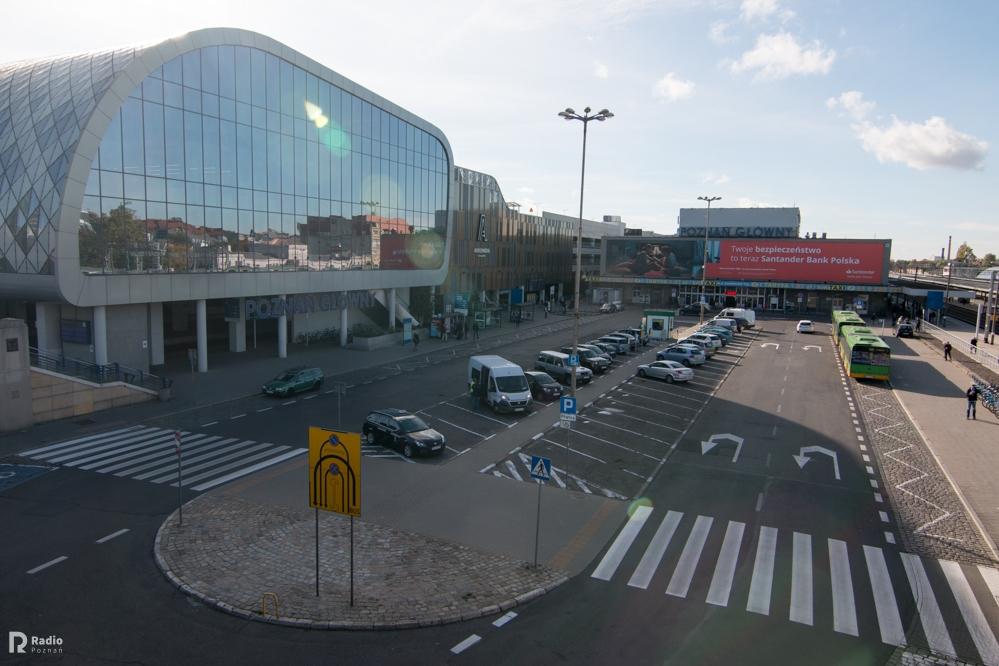 dworzec pkp poznań stary dworzec - Wojtek Wardejn