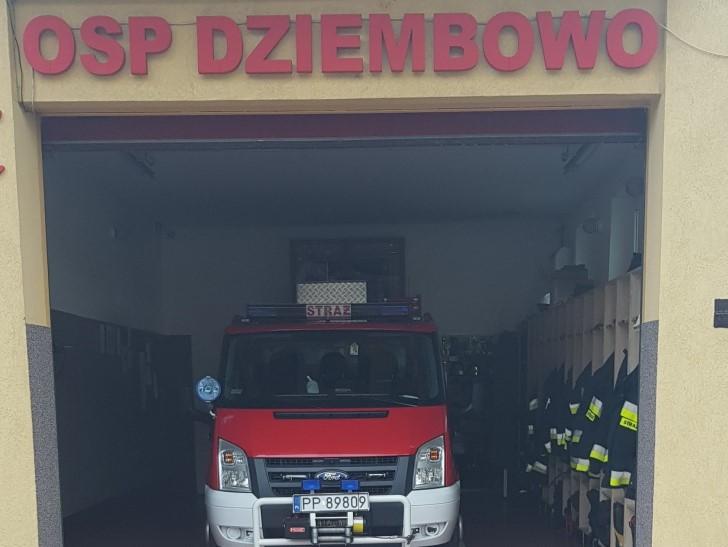 osp dziembowo zbiórka  - zrzutka.pl