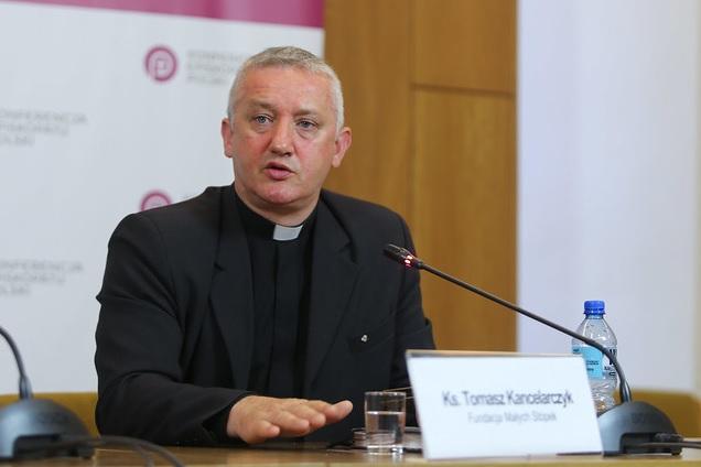 Tomasz Kancelarczyk - episkopat.pl