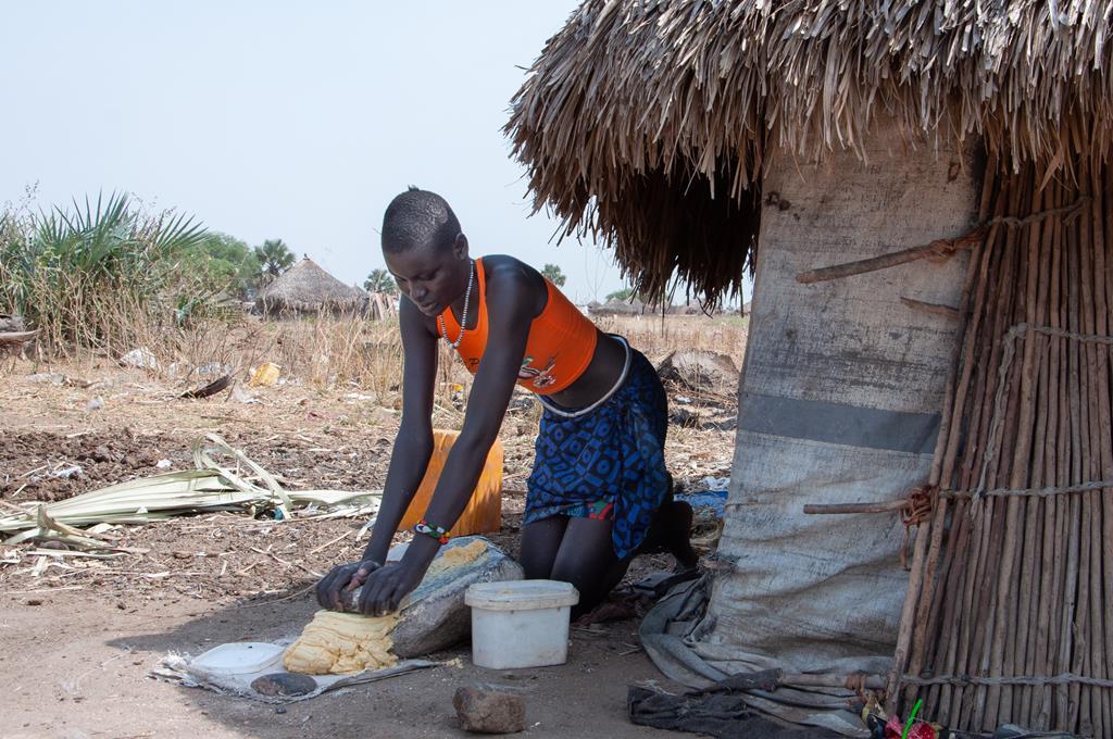 sudan posiłek - Polska Akcja Humanitarna
