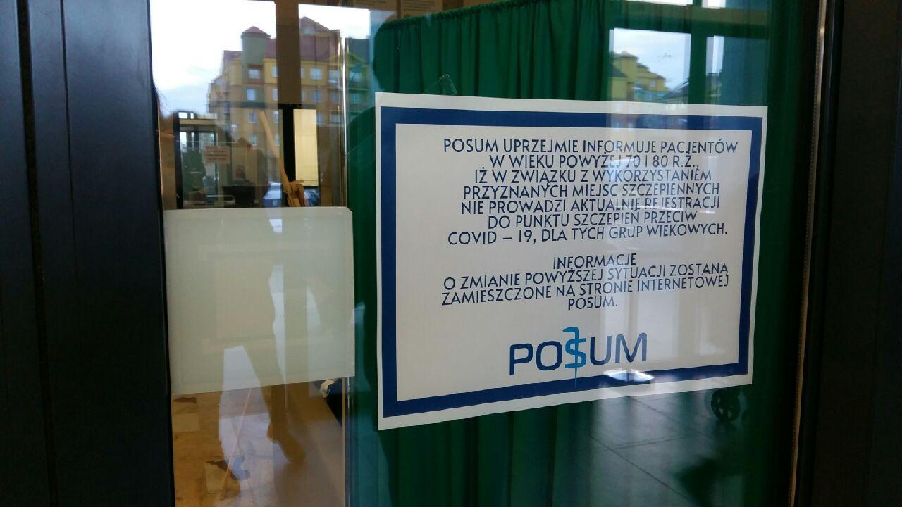 posum szczepienia - Magdalena Konieczna - Radio Poznań