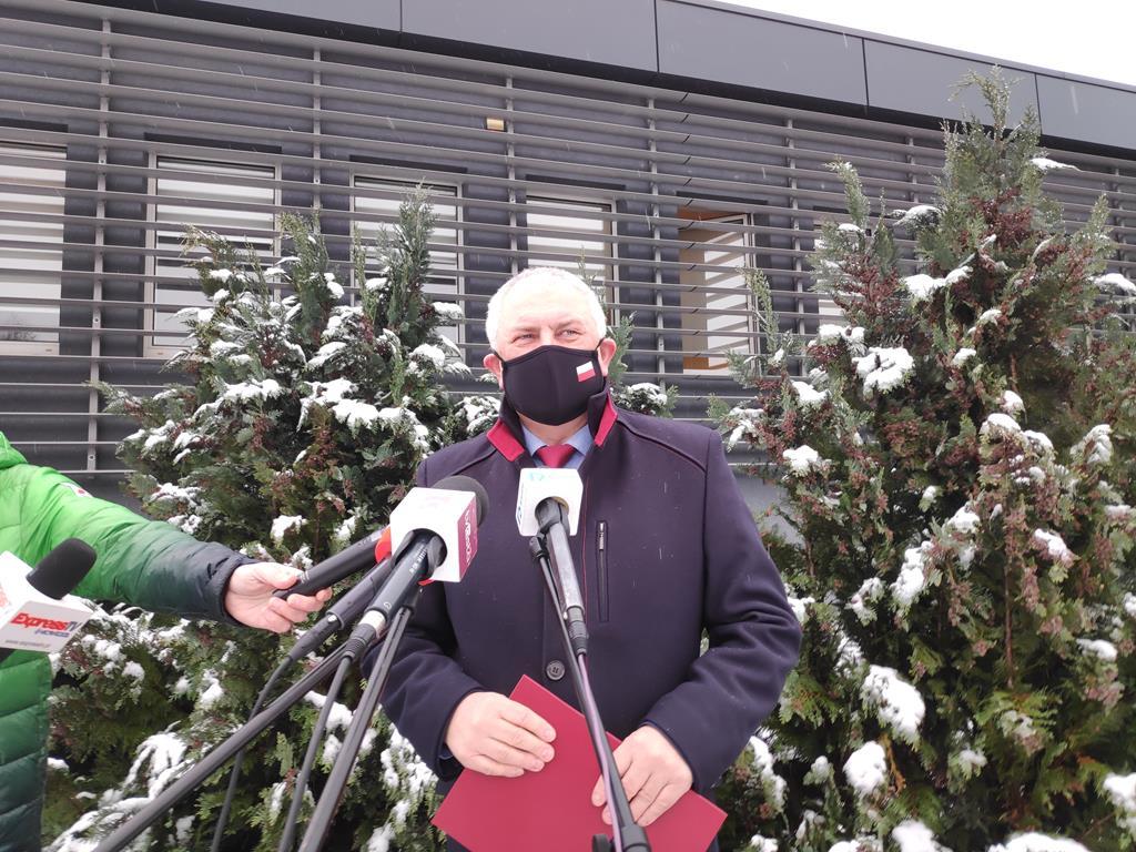 wiceminister grzegorz piechowiak - Przemysław Stochaj
