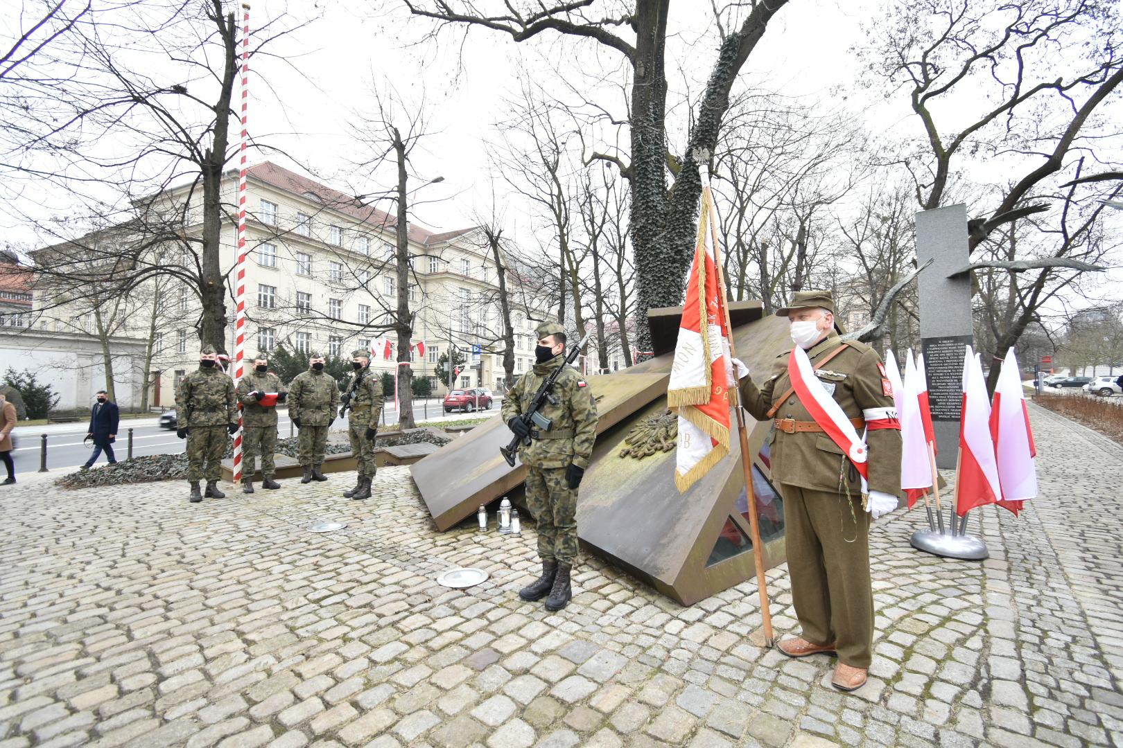 żołnierze wyklęci rocznica poznań - Wojtek Wardejn