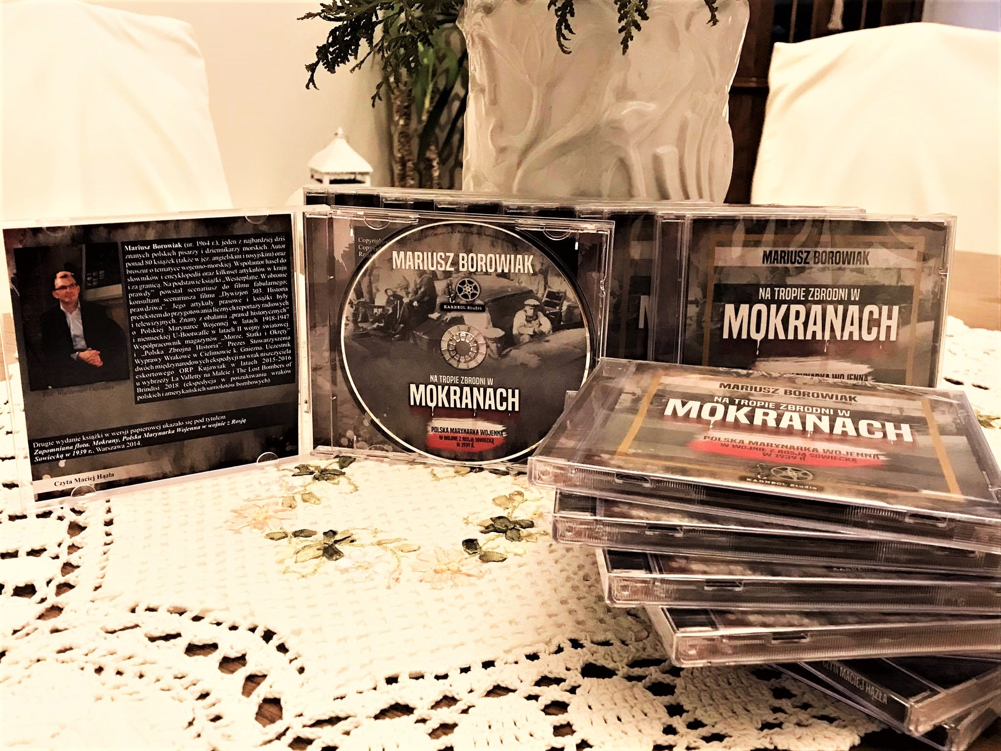 Zbrodnia w Mokranach - FB: Mariusz Borowiak