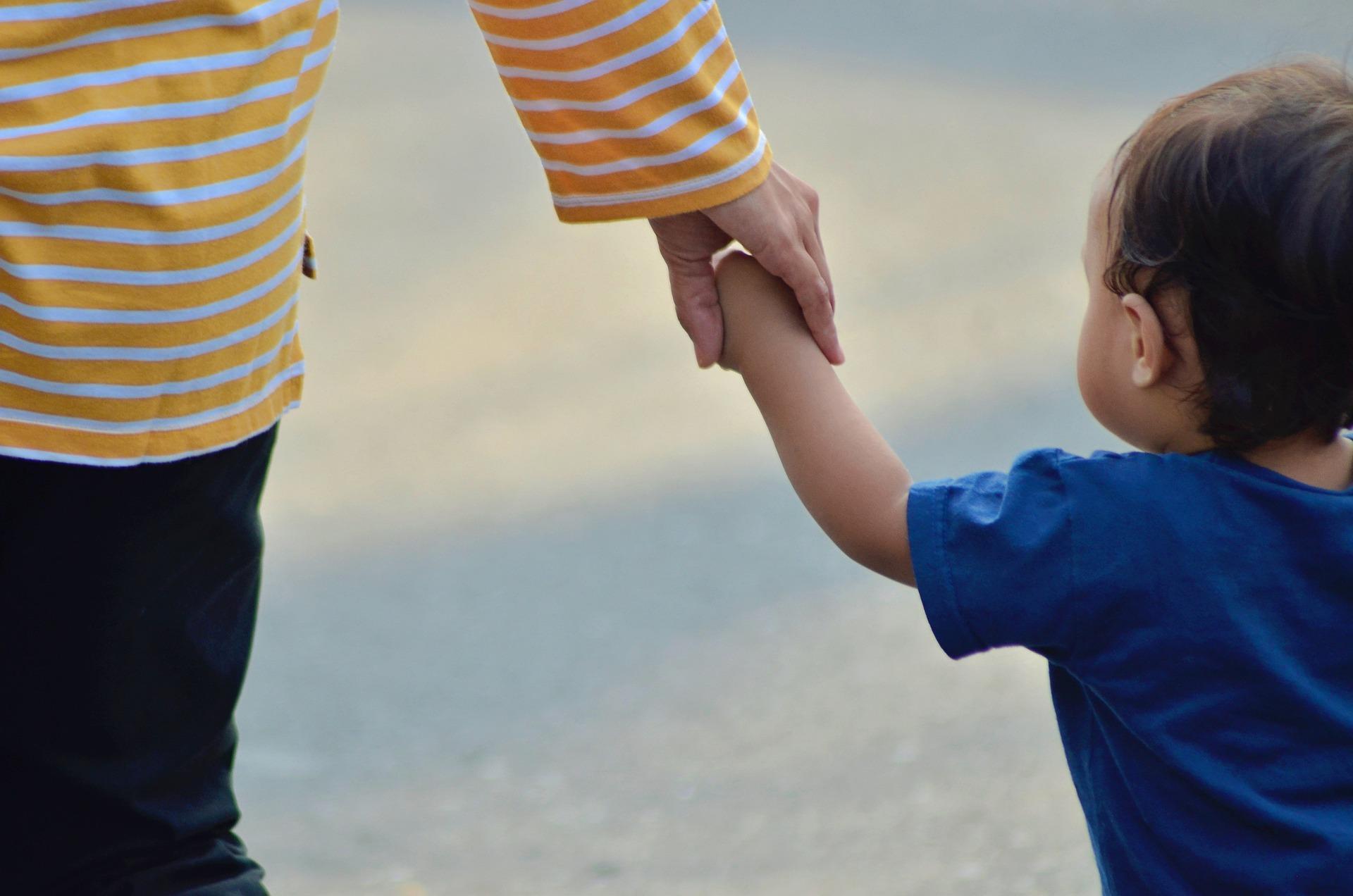 matka dziecko - Pixabay