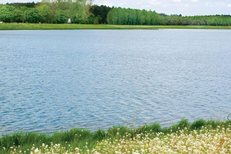 Rdzyna - zbiornik retencyjny - UMWW