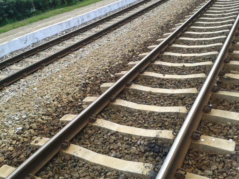 Tory kolejowe, torowisko, kolej, pociąg - Szymon Mazur