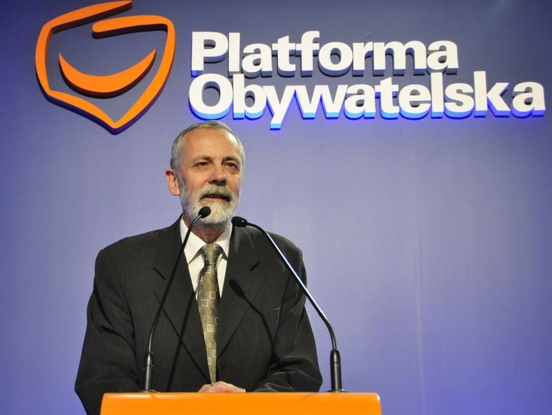 Rafał Grupiński, poseł PO