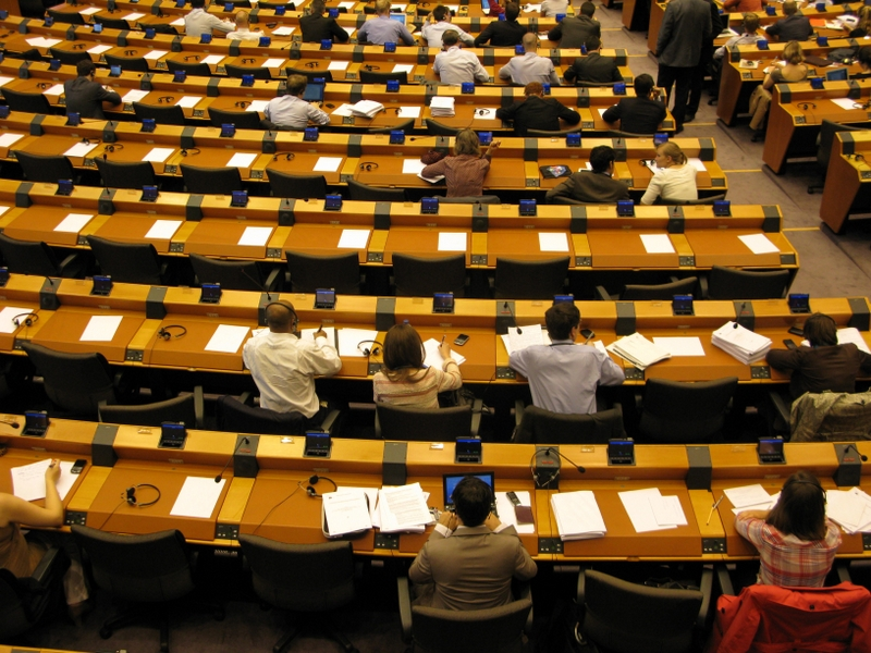 parlament europejski inne3 - Szymon Mazur