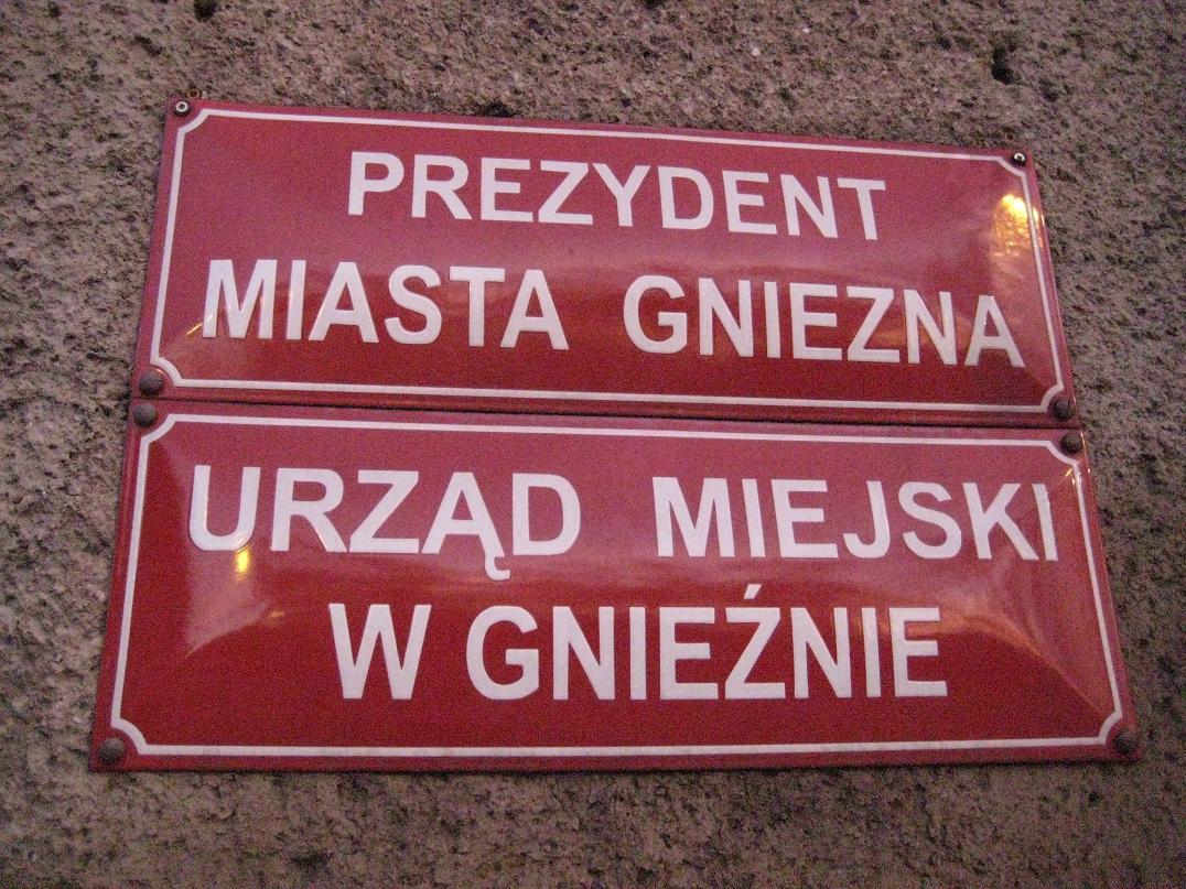 gniezno urząd miasta w gnieźnie - Rafał Muniak